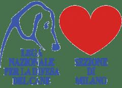 Logo dell'associazione Lega Nazionale per la Difesa del Cane – Segrate (Milano)
