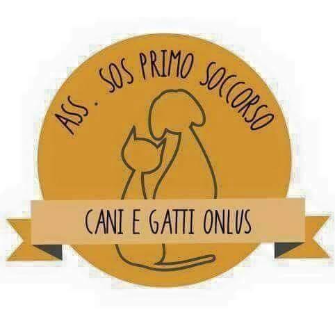Logo dell'associazione SOS PRIMO SOCCORSO CANI E GATTI
