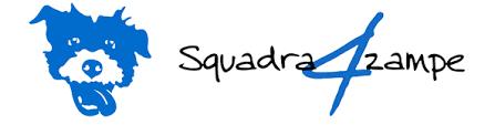 Logo dell'associazione Fondazione Squadra4zampe