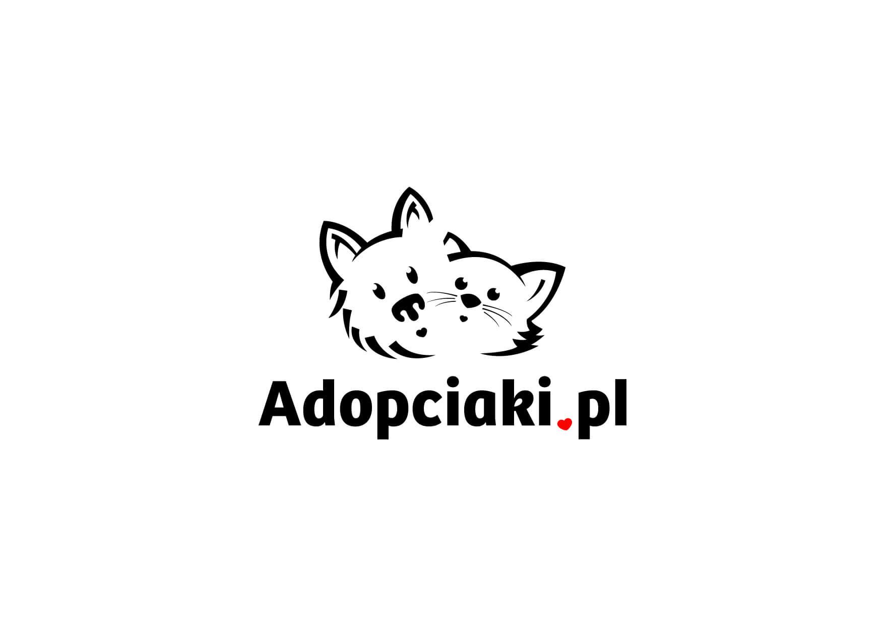 Logo Adopciaki.pl – Polska