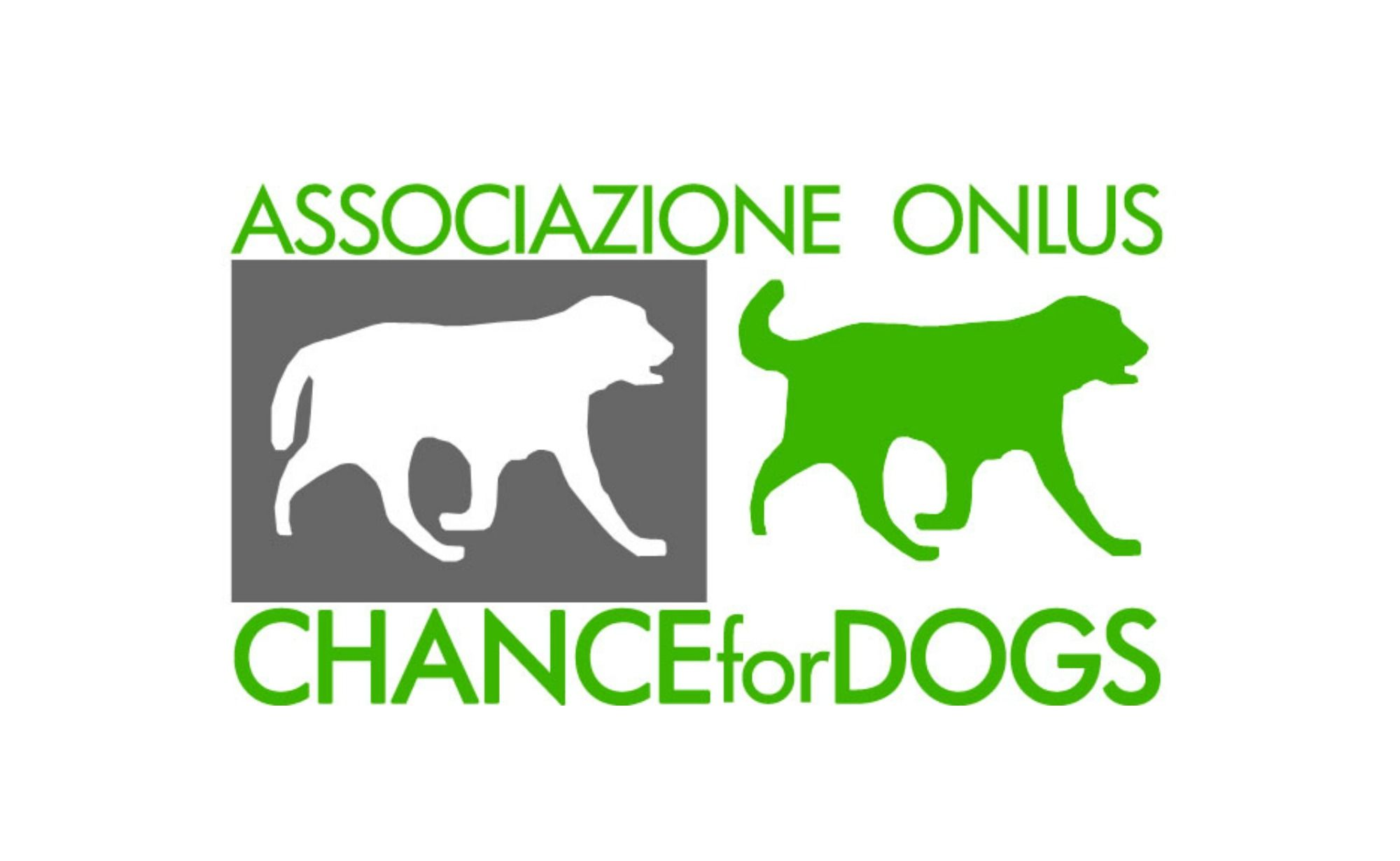 Logo dell'associazione Assoc. Onlus Chance for Dogs