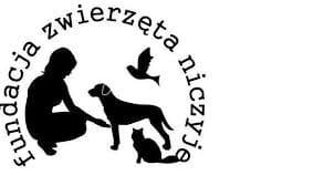 Logo Fundacja Zwierzęta Niczyje