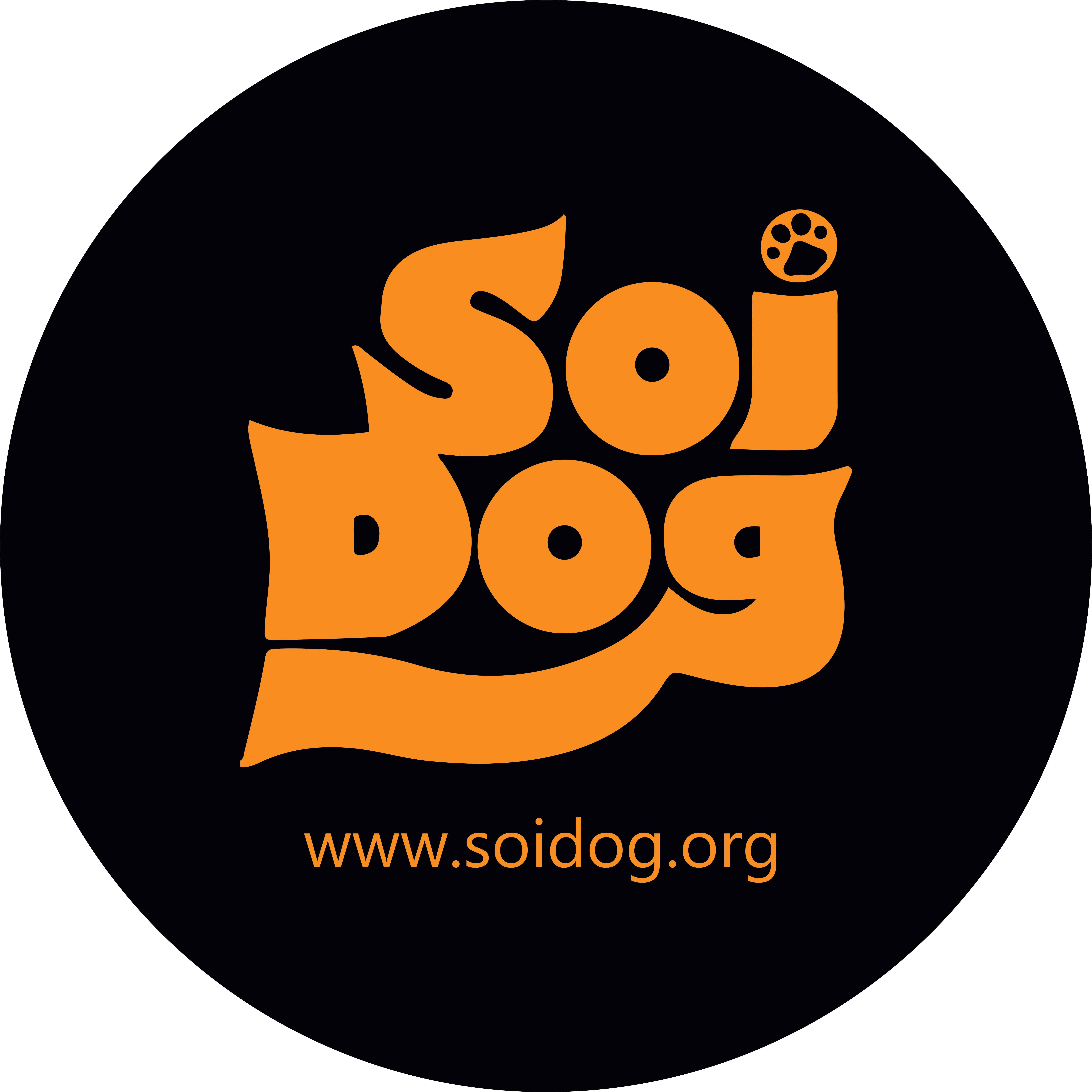 Charity's logo Soi Dog Foundation